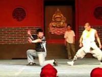 Klasztor Shaolin - każdy może spróbować kung fu