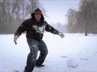 Hardkorowy Koksu rozpie***la zimę