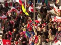 Piotr Żyła wygrał w Oslo