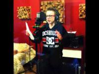13 letni chłopak śpiewa cover ADELE - ONE AND ONLY - Jakub Wojtaszczyk