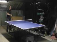 Tenis stołowy - Brutalny sport