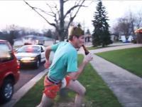 Król ucieka przed policją