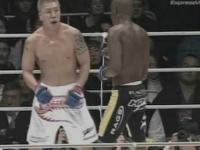 MMA - fenomenalne poddanie
