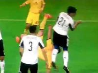 Przepiękny gol zawodnika Metalistu w meczu z Legią