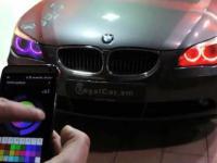 BMW fajny bajer sterowany z telefonu