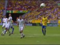 Fantastyczny gol Neymara w Pucharze Konfederacji