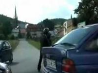 Wypadki samochodowe w Polsce