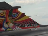 Ewolucje samolotu JAS 39 Gripen - Air Show Radom 2013