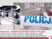 1200 osób na imprezie studenckiej w Bydgoszczy... pilnowało 15 ochroniarzy