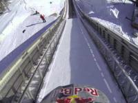 Skakanie na nartach to dziecinada?