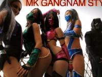 Mortal Kombat vs Gangnam Style