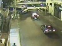 Argentyna- pociąg miażdży autobus na przejeździe- 11 zabitych