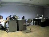Nie ma to jak relax w biurze
