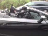 Batman i Lamborghini