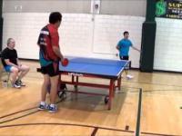 Chyba najlepsze zagranie w historii tenisa stołowego