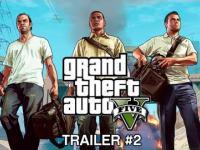 Grand Theft Auto V - Zwiastun #2
