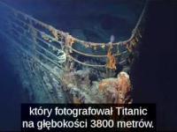Titanic nie zatonął?