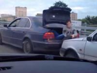 Holowanie samochodu - poziom expert