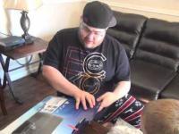 Dziadek i jego kawał z Playstation