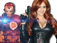Avengers Assemble! Parody ^ ^