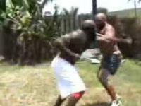 kIMBO sLICE-fIGHTs Kimbo Slice Knock Out