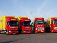 Firma Transportowa Interset domaga się pieniędzy od dwuletniej sieroty.