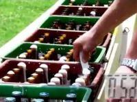 Rekordzista w otwieraniu piwa