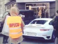 Porsche 911 Na Majdanie