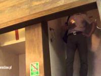 Nieznany Wrocław - niezwykła winda która się nie zatrzymuje