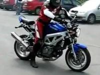 motocykl pokaż i nie