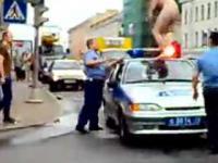 Rosysjka Policja +18