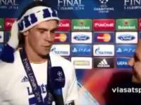 Bale po finale Ligi Mistrzów - Wywiad po polsku