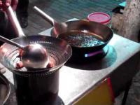 Fastfood na ulicach Szanghaju