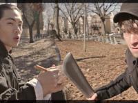 Chopsticks Warrior - Short Action Movie