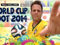 World Cup - Foot 2014 - Remi Gaillard
