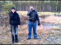 Hiperwentylacja wykonana przez chłopaków z Łodzi.