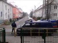Policja spisana przez Straż Miejską w Olsztynie. Tego jeszcze nie było