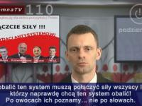 Kandydaci antysystemowi o obalaniu systemu
