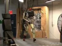 PETMAN - nowy robot Boston Dynamics