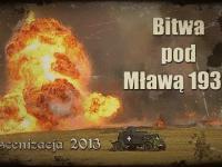 Film z okopu 2013 - Bitwa pod Mławą 1939