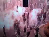 11 listopada 2014 Marsz Niepodległości BURDY -1-