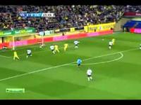 Gra w dziada na meczu Villarealu