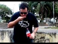 Coca-Cola + Mentos