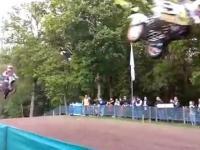 Wyścigi motocrossowe koszyków