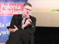 Grzegorz Braun o eugenice i cenzurze medialnej