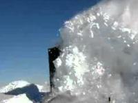 Jak usunąć śnieg z torów?
