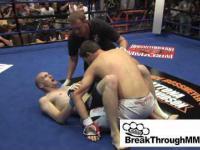 Bolesne poddanie w MMA