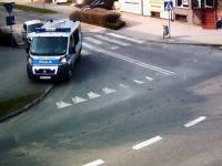 Tak jeździ Polska policja