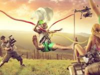 Human Bungee Slingshot - Human Catapult!