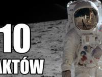 SciFun - 10 niezwykłych faktów księżycowych